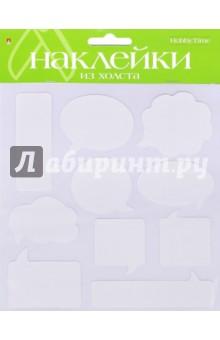 Декоративные наклейки из синтетического холста, № 1, 5 видов (2-152/03)