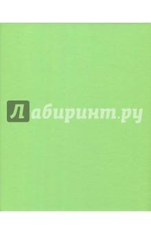 """Тетрадь на кольцах 160 листов """"Зеленый бумвинил"""" (ПБ16018)"""