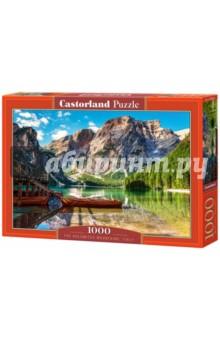 Puzzle-1000 Доломитовые горы (C-103980) castorland пазлы прага чехия 1000 деталей castorland