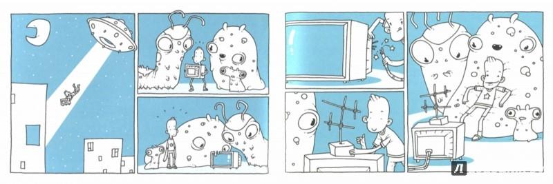 Иллюстрация 1 из 11 для Межгалактическое телевидение | Лабиринт - книги. Источник: Лабиринт