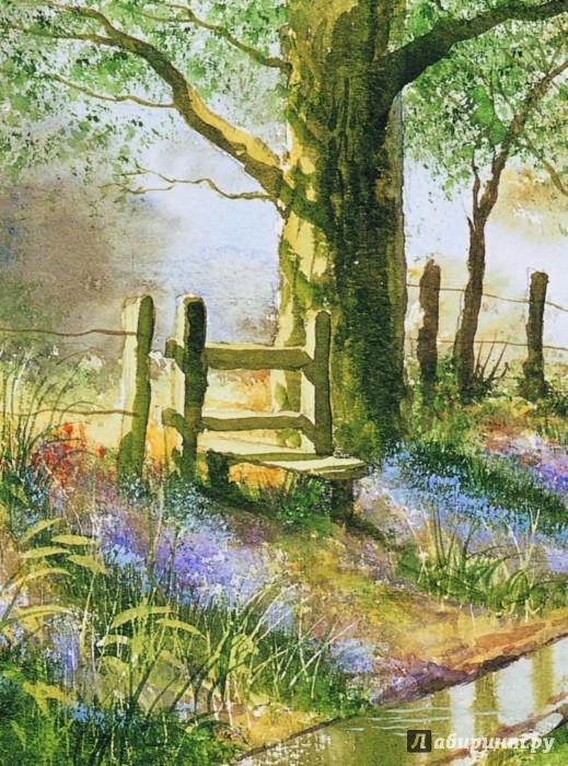Иллюстрация 1 из 29 для Акварельные пейзажи. Основы, техники, эксперименты - Терри Харрисон | Лабиринт - книги. Источник: Лабиринт