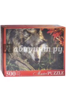 Puzzle-500 Волк (ГИМП500-6150) puzzle 500 яркие совы alpz500 7701