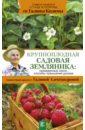 Обложка Крупноплодная садовая земляника: проверенные сорта
