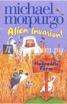 Mudpuddle Farm: Alien Invasion topsy and tim at the farm