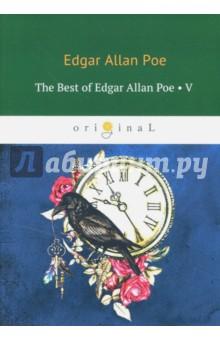 The Best Of Edgar Allan Poe. Vol. 5 edgar allan poe punase surma mask