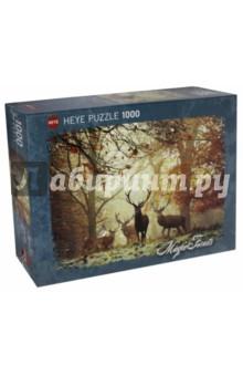 Puzzle-1000 Королевские олени, Nature (29805)