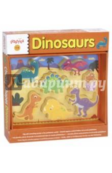 Пазл Динозавры (49912)