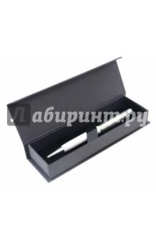 Ручка шариковая AERY белая перламутровая + стилус (026119-02)