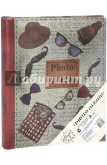 Фотоальбом Хипстер (10 магнитных листов) (44858) феникс презент фотоальбом зайка 24 29 см 20 листов