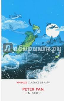 Купить Peter Pan, Vintage books, Художественная литература для детей на англ.яз.