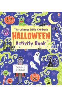 Купить Halloween. Activity Book, Usborne, Художественная литература для детей на англ.яз.