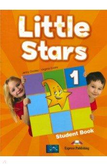 Купить Little Stars 1. Student's book (international). Учебник, Express Publishing, Изучение иностранного языка