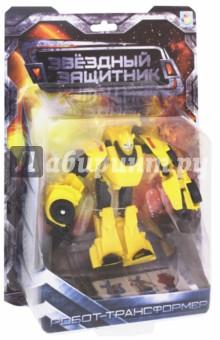 Купить Робот-трансформер Машина 12 см (Т59370), 1TOY, Роботы и трансформеры
