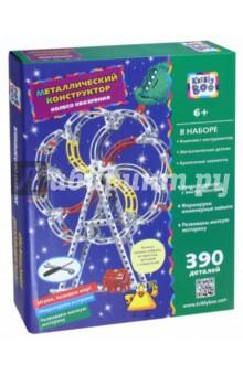 Купить Конструктор металлический Колесо обозрения (67939), KriBly Boo, Металлические конструкторы