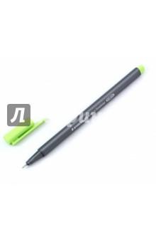"""Капиллярная ручка """"Triplus"""" (0.3 мм, цвет зеленый лайм) (334-53)"""