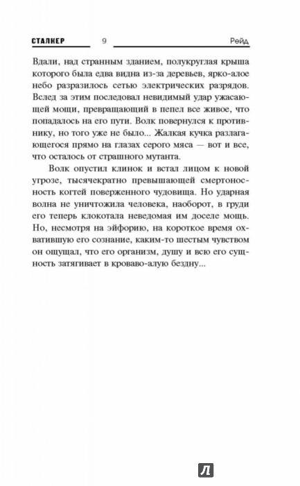 Иллюстрация 6 из 18 для Рейд - Александр Арсентьев | Лабиринт - книги. Источник: Лабиринт