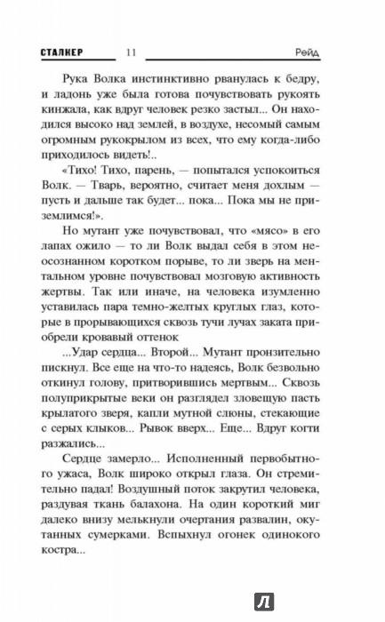 Иллюстрация 8 из 18 для Рейд - Александр Арсентьев | Лабиринт - книги. Источник: Лабиринт