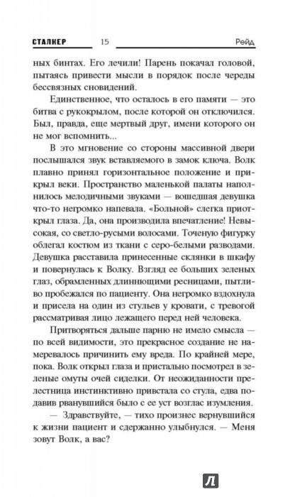Иллюстрация 12 из 18 для Рейд - Александр Арсентьев | Лабиринт - книги. Источник: Лабиринт