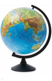 Глобус Земли физический (d=320, рельефный) (К013200219)