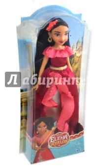 Кукла DISNEY ELENA OF AVALOR (B7369) кукла золушка 7 5 см принцессы дисней