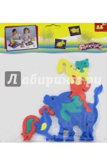 Купить Мозаика Животные из сказки (45336), Тедико, Аппликации