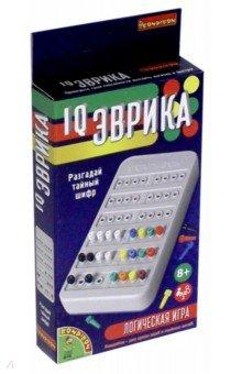 Купить Игра логическая Bondibon IQ Эврика (ВВ2505), Обучающие игры
