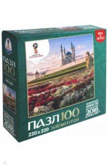 Пазл-100 Города. Казань (03794) пазлы origami пазл дм зайчик и волчонок 25 элементов
