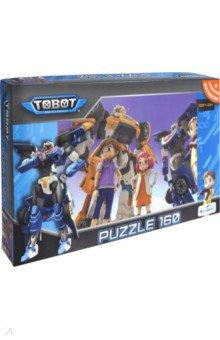 TOBOT. Пазл-160 Любимые герои (03577) пазл оригами 160эл 22 22см тоботы любимые герои 03577