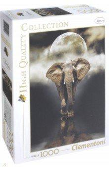 Пазл-1000 Слон (39416) пазлы magic pazle объемный 3d пазл эйфелева башня 78x38x35 см