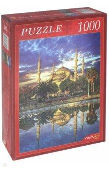 Puzzle-1000 МЕЧЕТЬ НА ЗАКАТЕ (КБ1000-6905) puzzle 1000 поле подсолнухов кб1000 6897