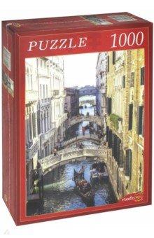 Puzzle-1000 ВЕНЕЦИАНСКИЙ КАНАЛ (КБ1000-6912) Рыжий Кот