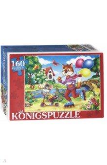 Puzzle-160 СКАЗКА №70 (ПК160-6118) Konigspuzzle