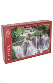 Puzzle-1000 Каскад водопадов (КБ1000-6910) puzzle 1000 восточные пряности кб1000 6829