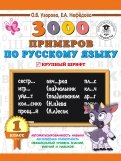 Русский язык. 1 класс. 3000 примеров