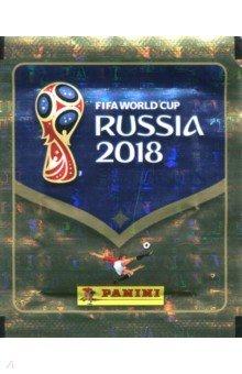 """Наклейки """"FIFA World Cup Russia 2018"""" (1 пакетик)"""