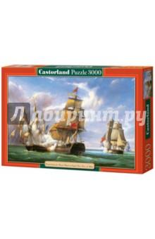 Puzzle-3000 Морской бой (С-300037)