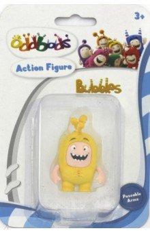 Фигурка Oddbods. Bubbles 5,5см (AF4501B) global нож филейный гибкий global 16 см