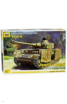 Немецкий средний танк PZ IV-H 1/72 (5017)