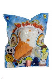Игрушка-антистресс Рожок мороженого (Т12324) 1toy игрушка антистресс ё ёжик животное цвет бежевый