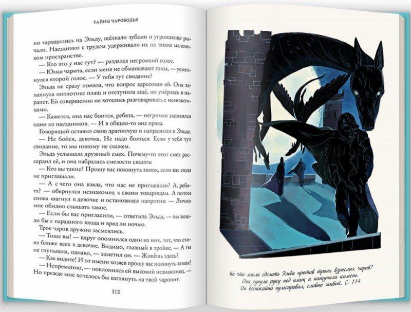 Иллюстрация 1 из 12 для Тайны Чароводья. Книга первая - Юлия Иванова | Лабиринт - книги. Источник: Лабиринт
