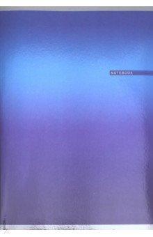 Тетрадь 80 листов, А4 Синий градиент (ТГ4804284)