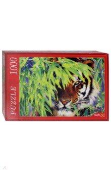 Puzzle-1000 Затаившийся тигр (КБ1000-6932) puzzle 1000 восточные пряности кб1000 6829
