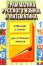 Грамматика русского языка и математика в таблицах и схемах, Алиева Сауле