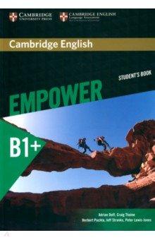 Cambridge English Empower B1+: Intermediate Student's Book cambridge english empower pre intermediate teacher s book