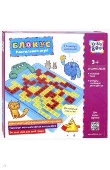 """Настольная игра """"Блокус"""" (68092)"""