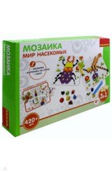 """Мозаика """"Мир насекомых"""", 420 деталей (ВВ3031)"""