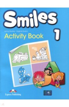 Купить Smiles 1. Activity book, Express Publishing, Изучение иностранного языка