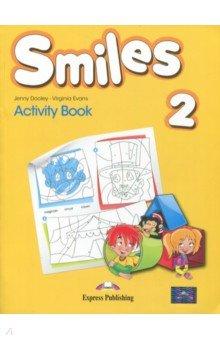 Купить Smiles 2. Activity Book, Express Publishing, Изучение иностранного языка