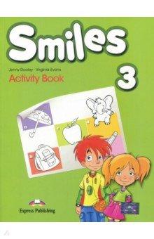 Купить Smiles 3. Activity Book, Express Publishing, Изучение иностранного языка