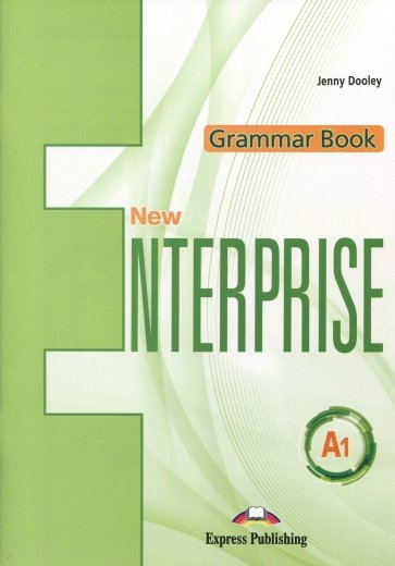 New Enterprise A1. Grammar Book with digibook app